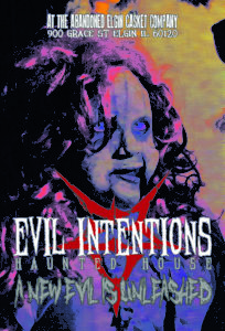 2019 Evil Intentions Haunted House