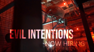 Join Evil Intentions Haunted House